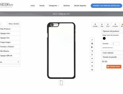 como personalizar la carcasa de tu móvil