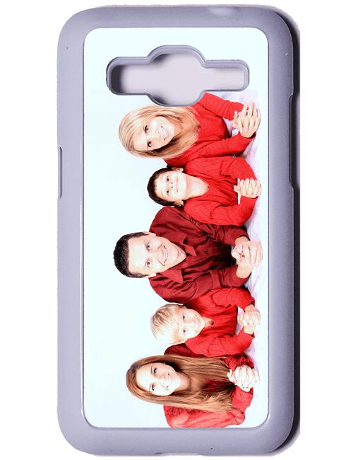 Carcasa personalizable Samsung Galaxy Core Prime