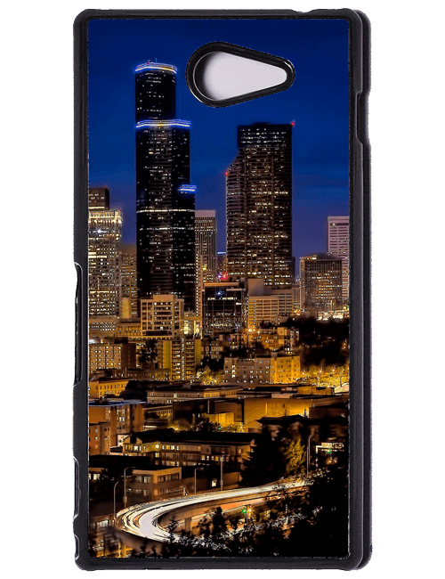 Carcasa personalizable Sony Xperia M2