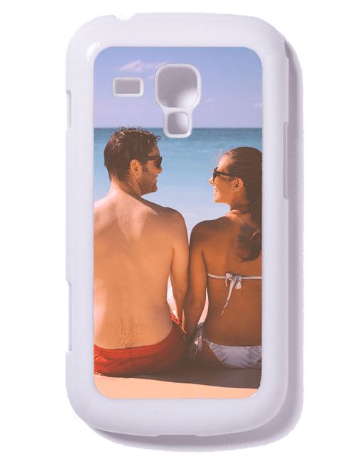Carcasa personalizable Samsung Galaxy Trend o Trend Plus