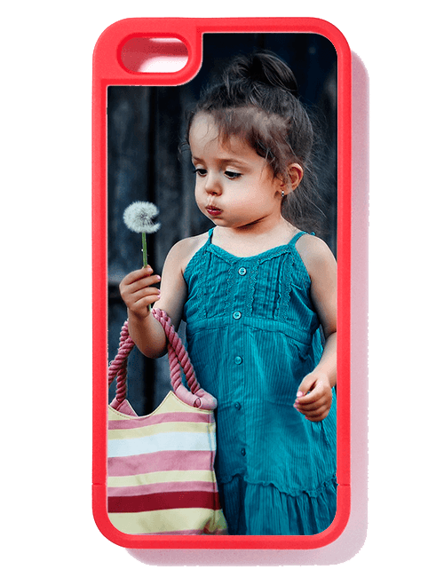 Carcasa personalizable iPhone 5 o 5s