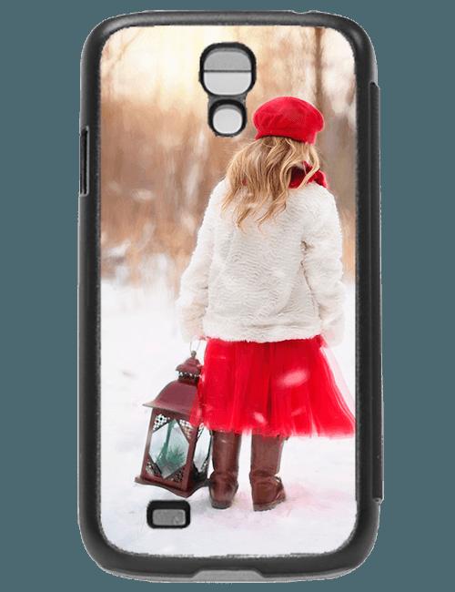 Funda personalizable Tipo Libro Ultra fina Samsung Galaxy S4