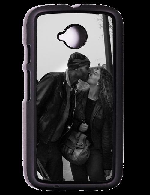 Carcasa personalizable Motorola E2