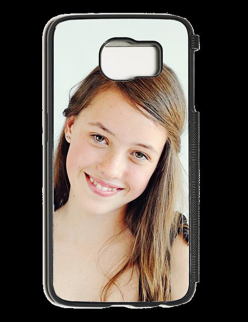 Funda personalizable Tipo Libro Ultra fina Samsung Galaxy S6